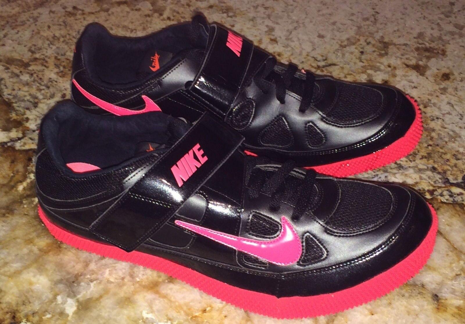 Nike hj iii di salto in alto di colore rosso che salta campo scarpe Uomo 15 atomica