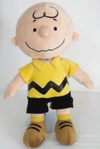 New-Peanuts-Charlie-Brown-Kohls-Cares-Plush-Doll-Figure-Toy-12-Inch-Gift