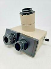 New Listingolympus Microscope Bh2 Bh 2 Trinocular Head