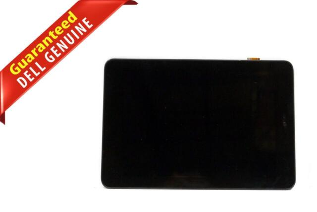 Dell Venue 7 3730 3740 3736 T01C Touch Screen Digitizer+LCD Assembly Black