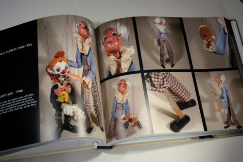 Pelham Puppets A Photographic Guide Volume 1 A Collector/'s /'Must Have/' Book