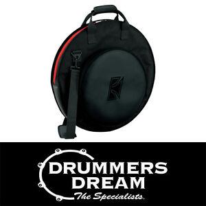 Brand-New-Tama-PBC22-Cymbal-Bag-22-034-w-front-pocket-Heavy-Duty-nylon