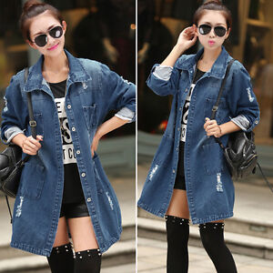 Coat-Denim-Jacket-Outerwear-Trench-Women-Jean-Coat-Jeans-Fashion-Plus-Size-S-3XL