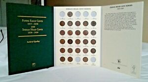 1883-1909-Indian-Head-Cent-24-Coin-Collection-with-Folder