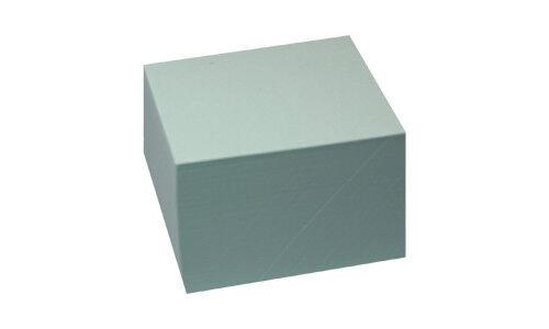 90 x 90 mm blau 80 g//qm K/&L Notizwürfel