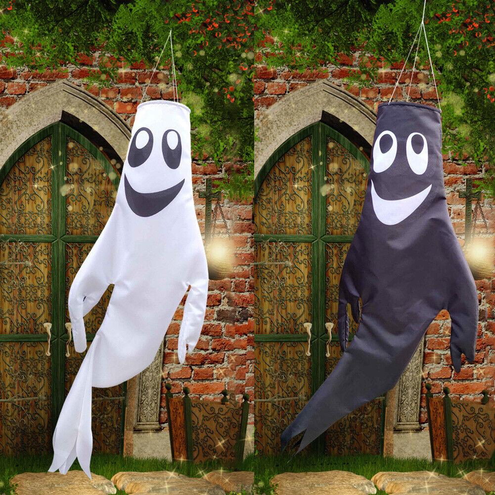 Windsock wind flag outdoor garden party supplies Halloween decoration event lawn