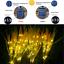 Solar Power Wheat Ear Flower LED Lights Garden Stake Lamp Yard Outdoor Decor