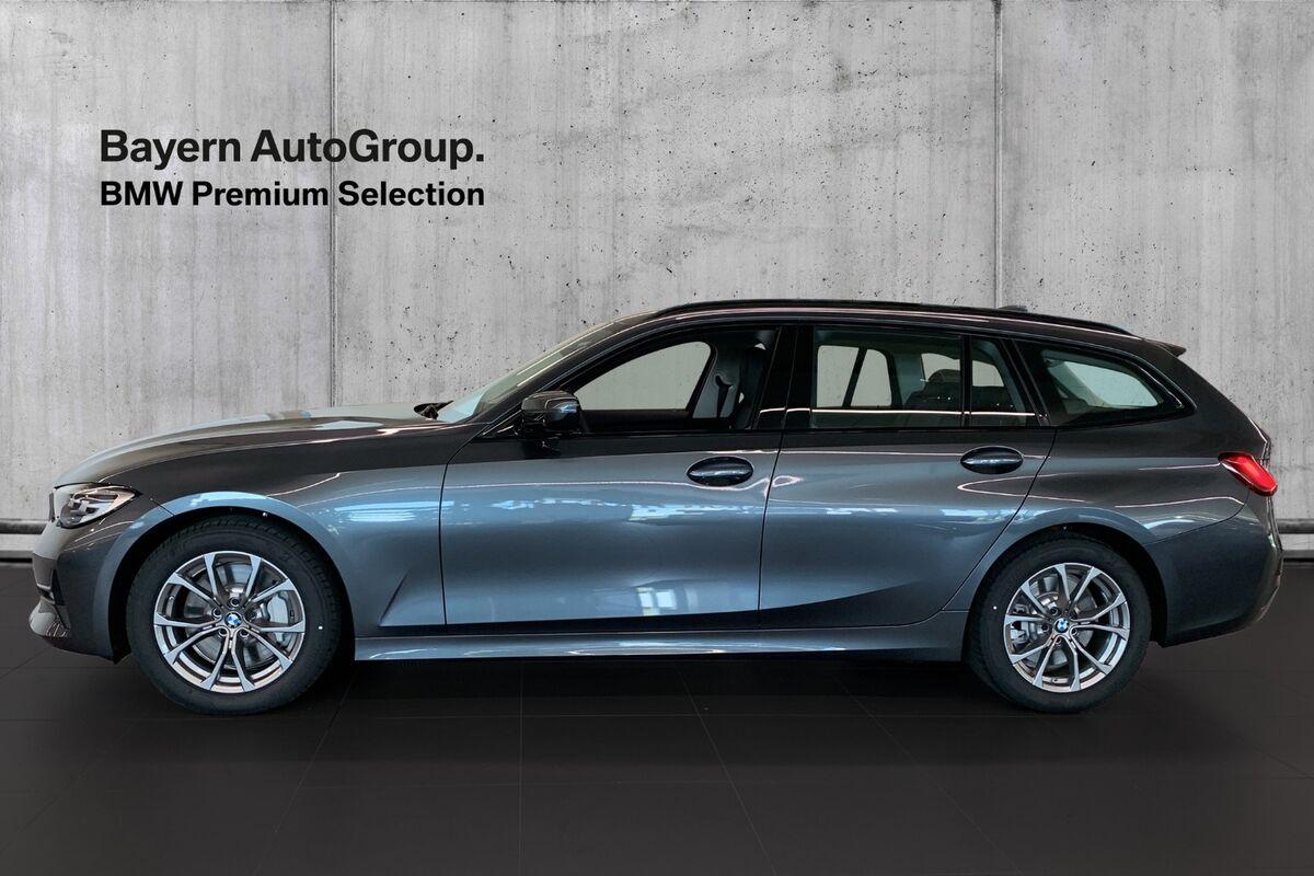 BMW 330i Touring Sport Line aut.