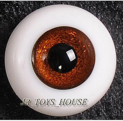Glass Eye 12mm Pale Blue Green fits YoSD DOD Lati Yellow