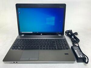 HP-ProBook-4530s-15-6-034-Laptop-Intel-Core-i3-2-1GHz-4GB-500GB-Windows-10