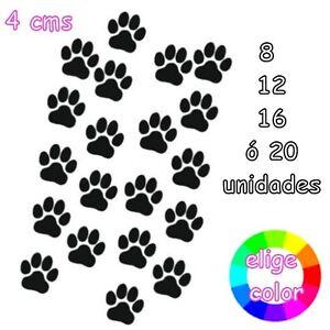 PEGATINA-VINILO-8-12-16-o-20-HUELLAS-DE-GATO-PERRO-COLOR-CAT-DOG-STICKER-DECAL