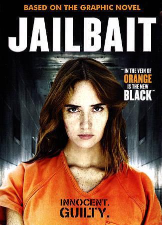 NEW DVD Jailbait~,