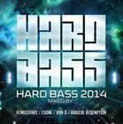 Hard Bass 2014 Various Artists Audio CD