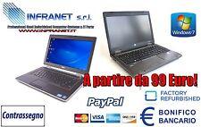 """PC COMPUTER PORTATILE 14"""" NOTEBOOK  USATO RIGENERATO GARANTITO VARI MARCHI 2 GB"""