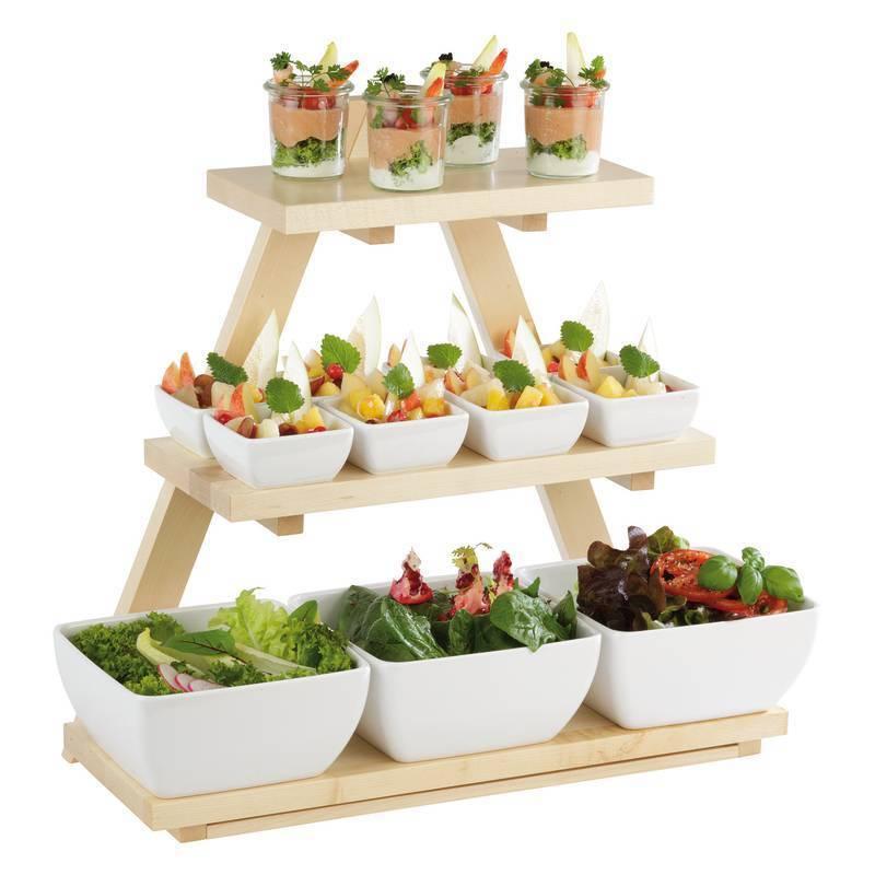 Kaifu accueille accueille Kaifu à la maison avec Fu Paderno Sambonet Espositore buffet, legno 7fd2a4