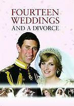 FOURTEEN WEDDINGS AND A DIVORCE (Princess Diana) - DVD - Region 1 - Sealed