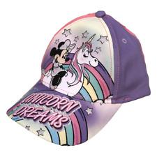WD20175//2-52 CAPPELLO Topolino Mickey Mouse Disney con Visiera Taglia 52