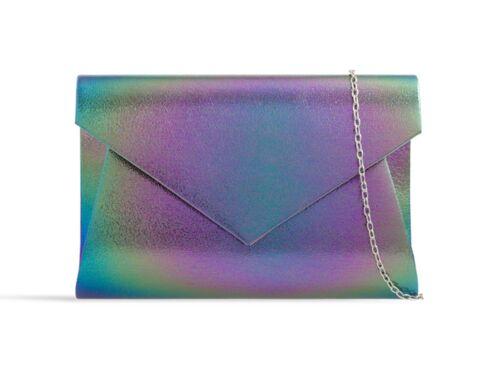 LeahWard Women/'s Clutch Bag Flap Wedding Evening Prom Handbags Faux Snakeskin