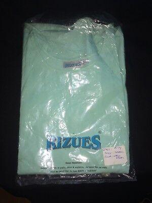 Rizues R71-taglia Small-tabard Con Tasche Assistenza Sanitaria Assistenti Terapeuta Uniforme-mostra Il Titolo Originale