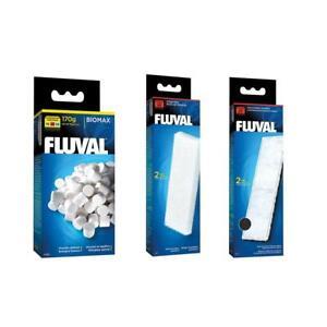 filtro de espuma Original Fluval U3 Filtro De Acuario Biomax carbono Paquete