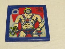 He-Man Masters Of The Universe, MOTU,  He-Man slide puzzle 1983