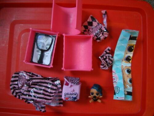 LOL surprise Doll Series 5-lils Lil Punk grrrl New
