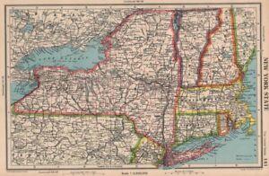 NEW YORK STATE. + Connecticut Vermont Massachusetts RI. BARTHOLOMEW ...