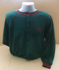 "MARIAH CAREY First Album 1990 UK promo only green jersey sweater top UNWORN 48"""