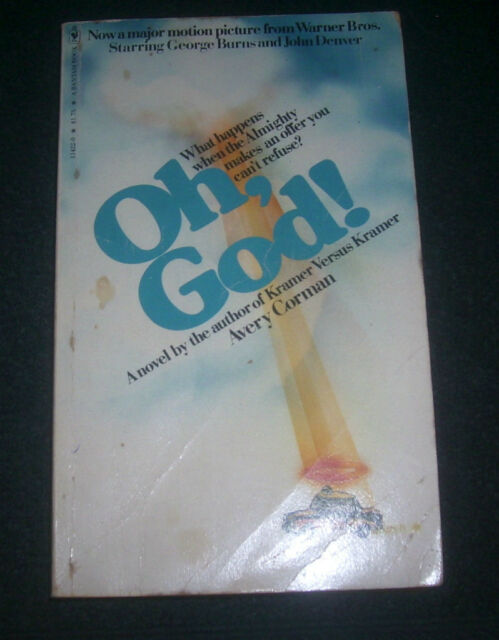 Oh God 1977 By Corman Avery 0553114220 Ebay