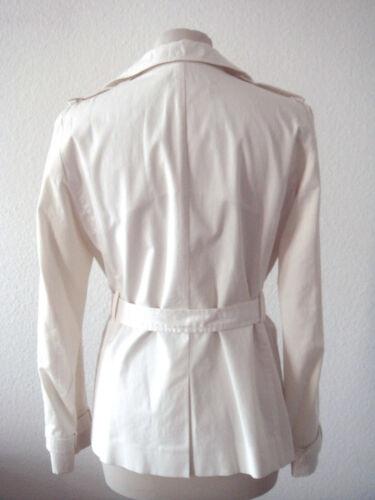 Madden Kathleen 99 Jacket Trench Gr corto Bianco Outdoor Jacket s Co Trench 4ddwSrU