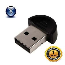 Mini USB 2.0 Wireless Bluetooth Dongle Adapter Adaptor for PC, Laptop