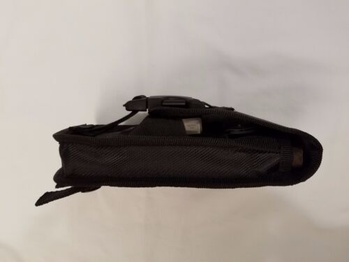 Tactical Molle 3 Cigar Case for Tactical Molle Vests or Belt in Black