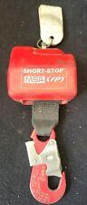 Msa Short Stop Self Retracting Lanyard Safety