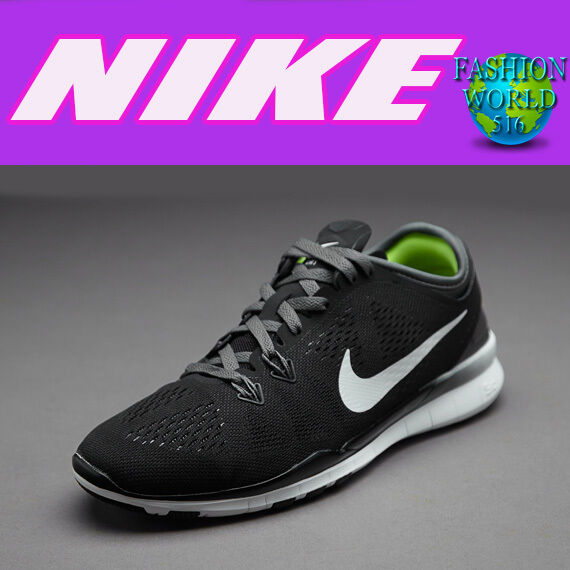 Nike Women's Size 9.5 Free 5.0 TR Fit Running   Training shoes 704674-004 NIB