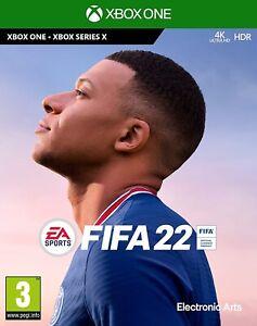 FIFA 22 XONE EU - XBOX ONE - STANDARD EDITION - EU - PREVENDITA DEL 01/10/2021