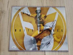 Jason-David-Frank-Autograph-Signed-11x14-Photo-Power-Rangers-034-Tommy-034-JSA-COA
