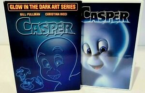 Casper-DVD-Glow-In-The-Dark-Art-Series-New-With-Slip-Cover-1990s-Film