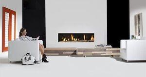 Senso Fireplaces Deluxe 12 Frameless Balanced Flue He Edge
