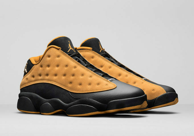Nike Air Jordan 13 XIII Retro Low Chutney Black 310810-022 Men Basketball shoes