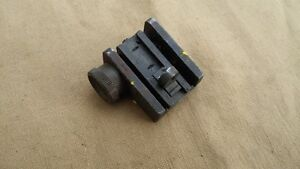 M1 Carbine Rear Sight Type 2 Alzo O Mirino Posteriore Tipo Ii M1