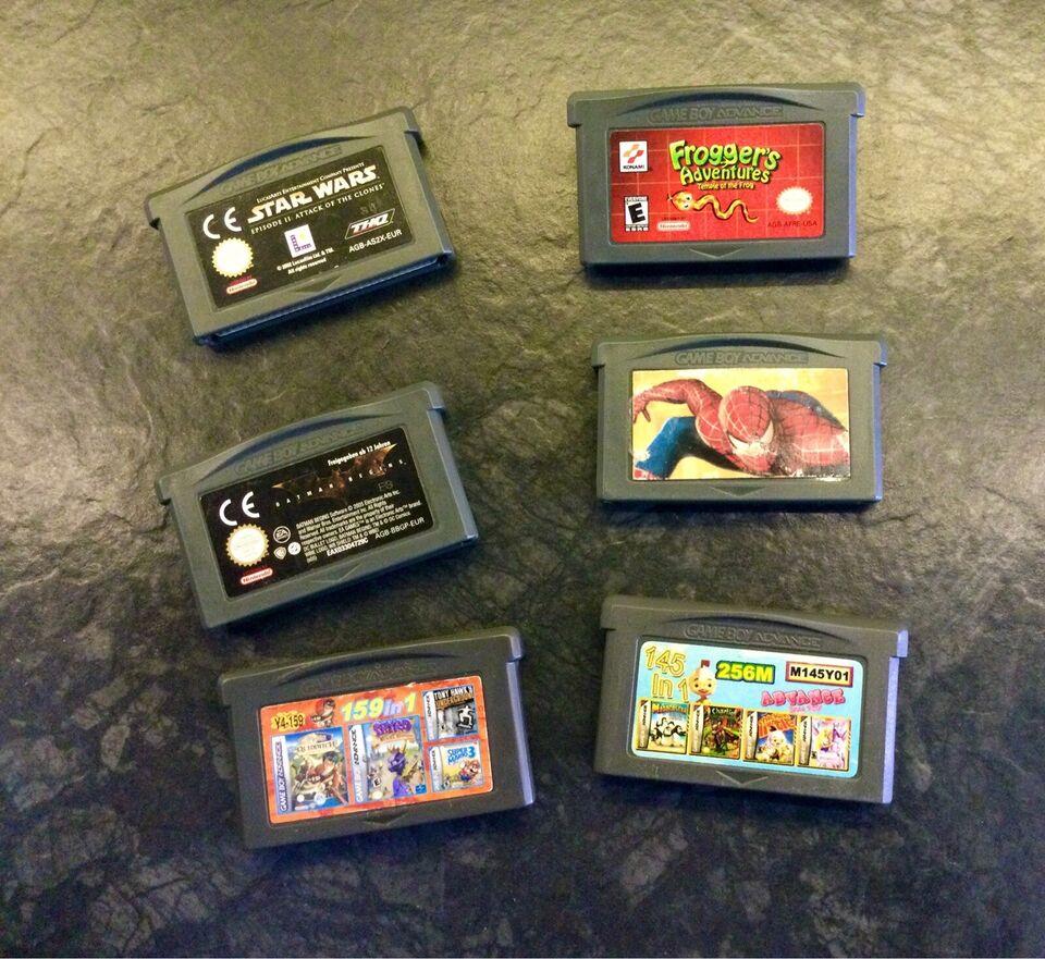 Game Boy spil, Nintendo Game Boy