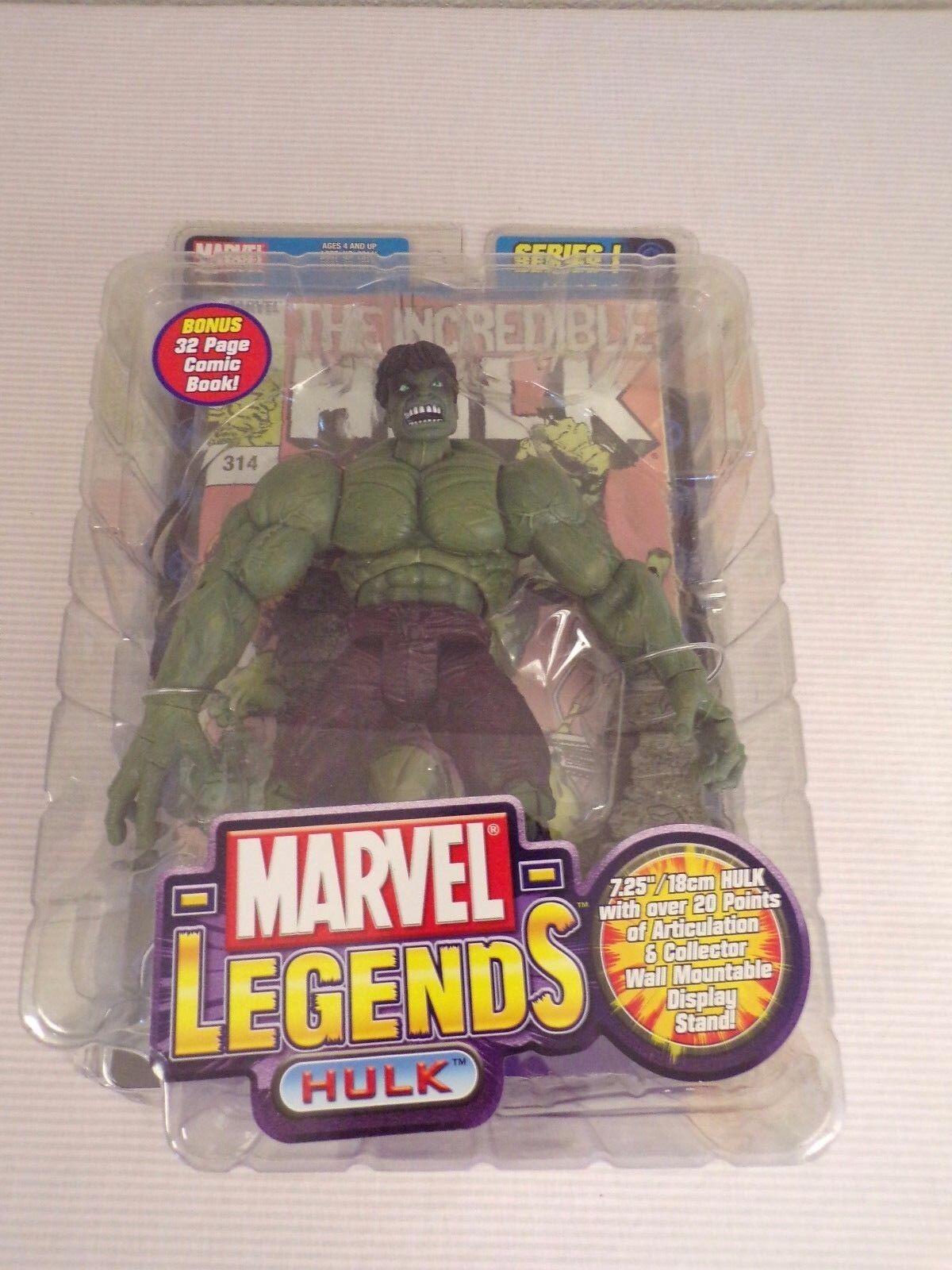 Marvel - legenden hulk abbildung neue 32 seiten comic