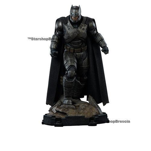BATMAN VS SUPERMAN - Armored Batman Premium Format Format Format Figure 1 4 Statue Sideshow 283c9f