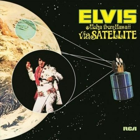 Aloha from Hawaii Via Satellite/Alternate Aloha by Elvis Presley (Vinyl,...