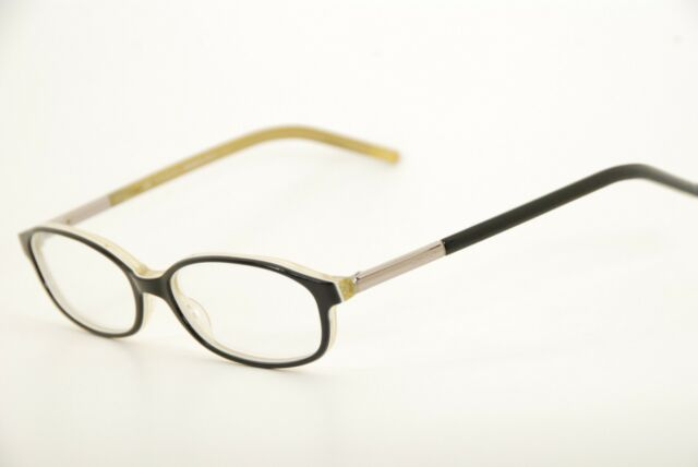 42846454d8 New Authentic Gucci GG 2468 S2G Black Beige 51mm Italy Frames Eyeglasses RX