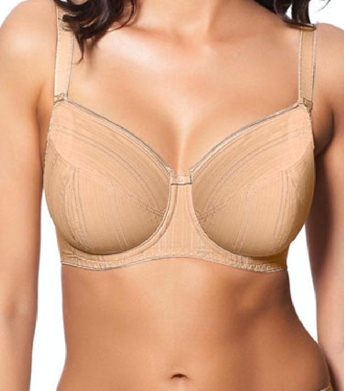 Nouvelle Mode Fantasie Lingerie Serene Bustier Soft Full Cup Bra Nude Taille 30d Free P&p Uk 2019 Nouveau Style De Mode En Ligne