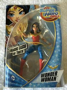 "Mattel DC Super Hero Girls Wonder Woman Magic Lasso of Truth 6/"" Action Figure"