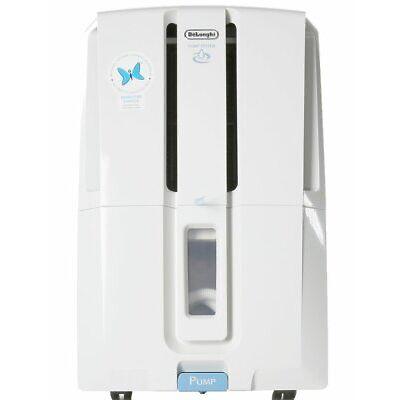 NEW Delonghi DD30P 30L AriaDry Pump Dehumidifier