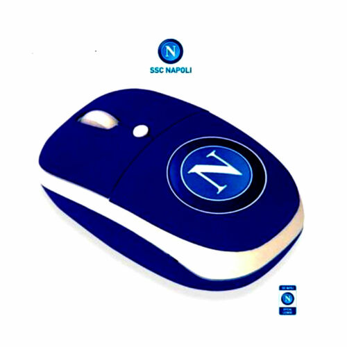 SCC NAPOLI OPTICAL MINI MOUSE WIRELESS  by TECHMADE