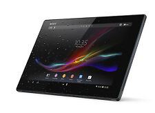 SONY Xperia Z 10.1 16GB WIFI Quad-Core 8.1MP Tablet - Black - New